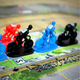 Flamme Rouge Miniatures Družabna igra Board Game Pravi Junak
