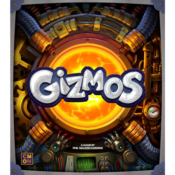 Gizmos Družabna igra Board Game Cover