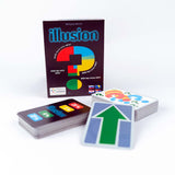 Illusion karte Pravi Junak Components Družabna igra Board Card Game