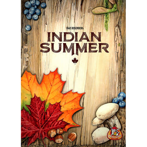 Indian Summer Cover