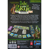 Družabna igra Isle of Skye: Druids Board Game Box Back Pravi Junak