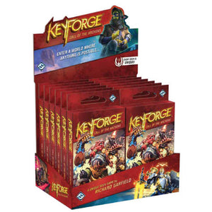 Družabna igra KeyForge: Call of the Archons - Archon Deck Display Board Game Cover Pravi Junak