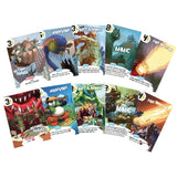 Družabna igra King of Tokyo Edition 2016 Board Game Power Up Cards Pravi Junak