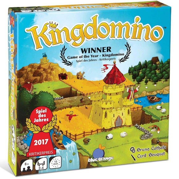 Kingdomino Cover
