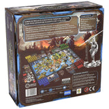 Družabna igra Lords of Hellas Board Game Box Back Pravi Junak