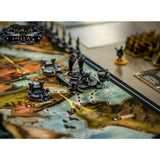 Družabna igra Lords of Hellas Board Game Components Pravi Junak