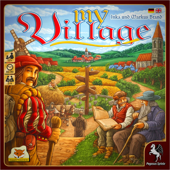 My Village Cover