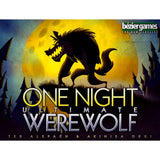 Družabna igra One Night Ultimate Werewolf Cover Board Game Pravi Junak