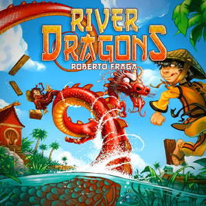 River Dragons Cover