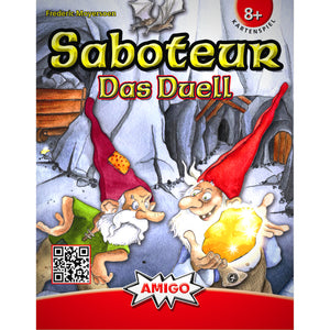 Saboteur The Duel Cover