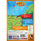 Družabna igra Sheep & Thief Board Game Box Back Pravi Junak