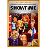 Showtime Cover Družabna igra Board Games Pravi Junak