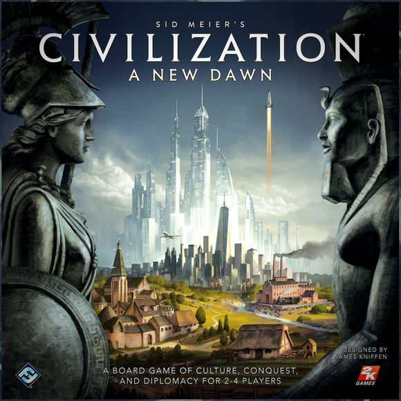 Sid Meier's Civilization A New Dawn Cover