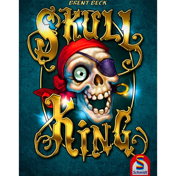 Družabna igra Skull King Board Game Cover Pravi Junak