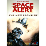 Družabna igra Space Alert The New Frontier Board Game Cover Pravi Junak