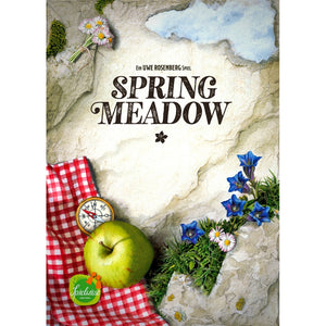 Spring Meadow Cover Družabna igra Board Game Pravi Junak
