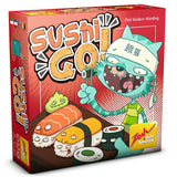 Sushi Go! Družabna igra Board Game Cover