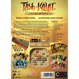 Tash Kalar Arena of Legends Back Družabna igra Board Game Pravi Junak