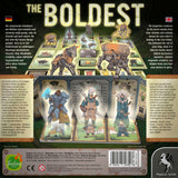 The Boldest Back Družabna igra Board Game Pravi Junak