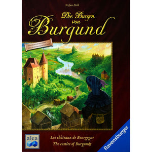 The Castles of Burgundy Cover