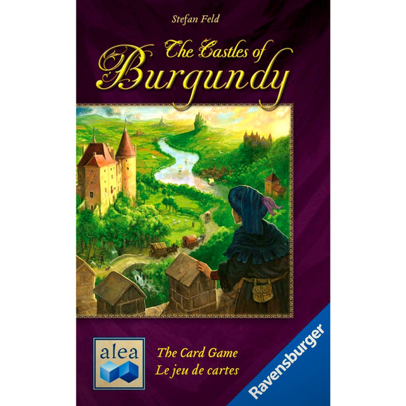 The Castles of Burgundy The Card Game Cover
