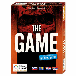 Karte The Game Cover Pravi Junak Družabna igra Board Card Game