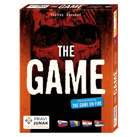 the game karte pravi junak 3d cover družabna igra board card game