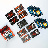 Karte The Game Setup Pravi Junak Družabna igra Board Card Game