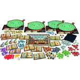 The Quacks of Quedlinburg Družabna igra Board Game Components Schmidt Spiele