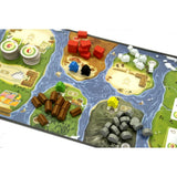 The River Components Družabna igra Board Game Pravi Junak