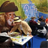 The River Essen SPIEL 2018 Družabna igra Board Game Pravi Junak