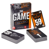 družabna igra s kartami the game face to face vsebina igre components card game