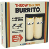 Družabna igra Throw Throw Burrito Card Game Cover