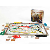 družabna igra ticket to ride vsebina igre components board game