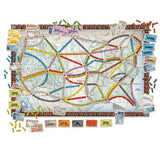 Ticket to Ride Components