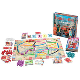 družabna igra ticket to ride london vsebina igre components board game