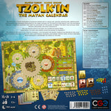 Tzolk'in The Mayan Calendar Back