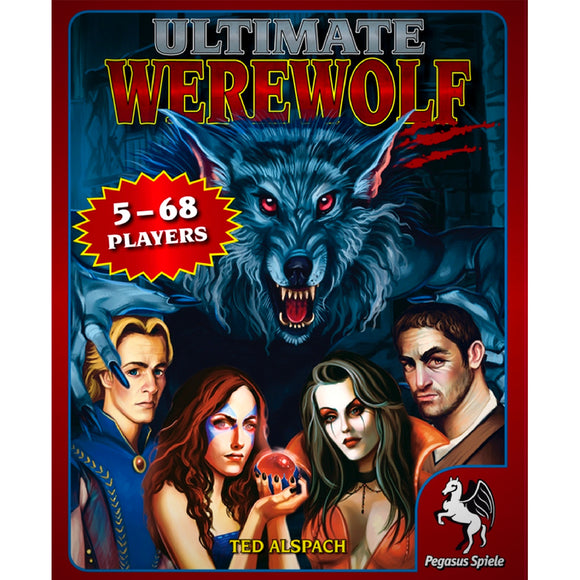 Ultimate Werewolf Cover