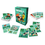 Družabna igra Wannabe Football Card Game Components