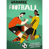 Družabna igra Wannabe Football Card Game Cover