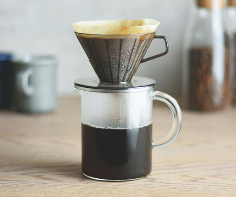 Pour over coffee set for beginner