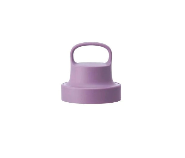 80064 TO GO BOTTLE 360ml / 480ml lid purple
