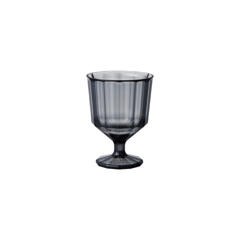 20737 - ALFRESCO wine glass 250ml smoke