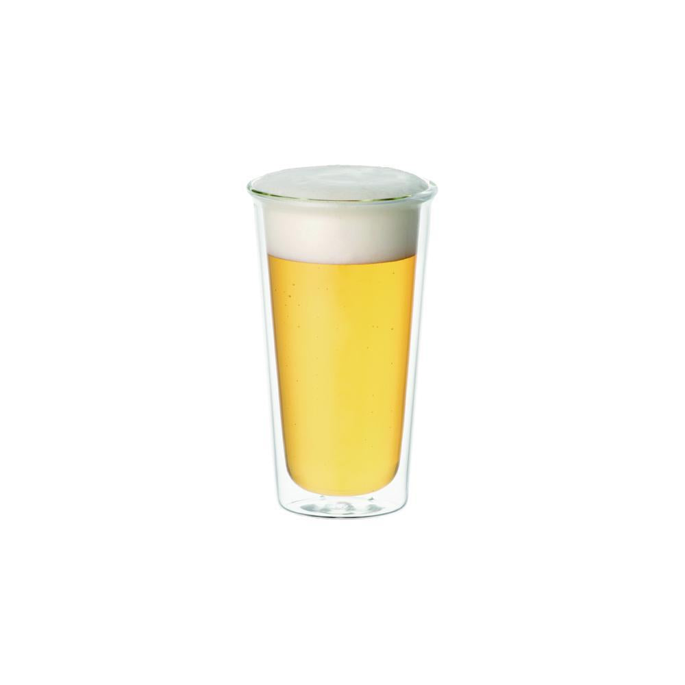 21432 - CAST double wall beer glass 340 ml