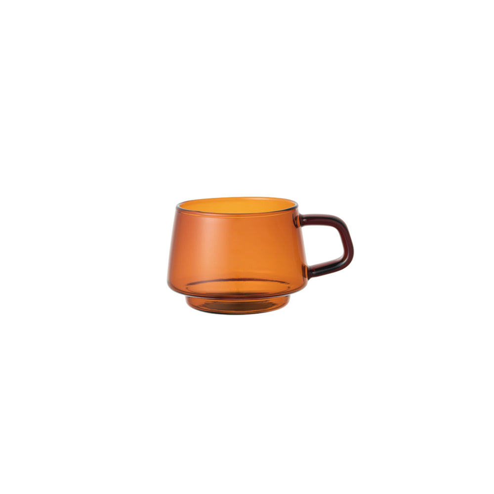 21740 - SEPIA Cup 270 ml. Amber
