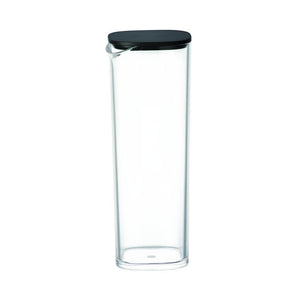 22370 - OVA water carafe black 1L