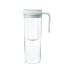 22489 - PLUG iced tea jug white