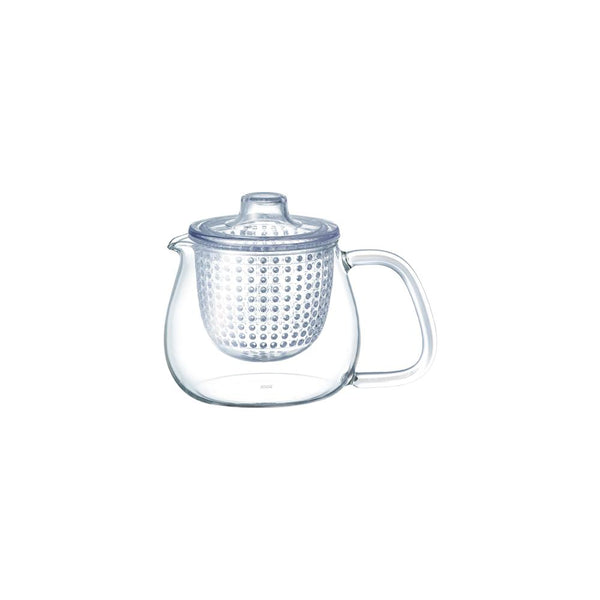 22909 - UNITEA teapot set small plastic 500ml