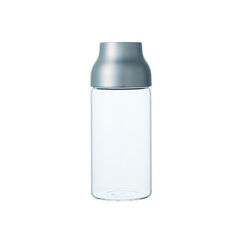 22998 - CAPSULE water carafe stainless 700ml
