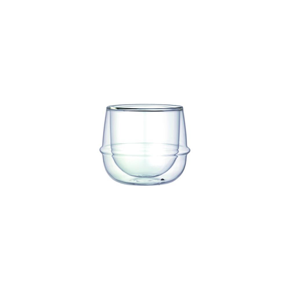 23108 - KRONOS double wall wine glass 250ml